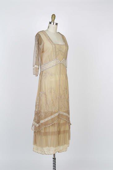 Nataya Titanic Dress Butter