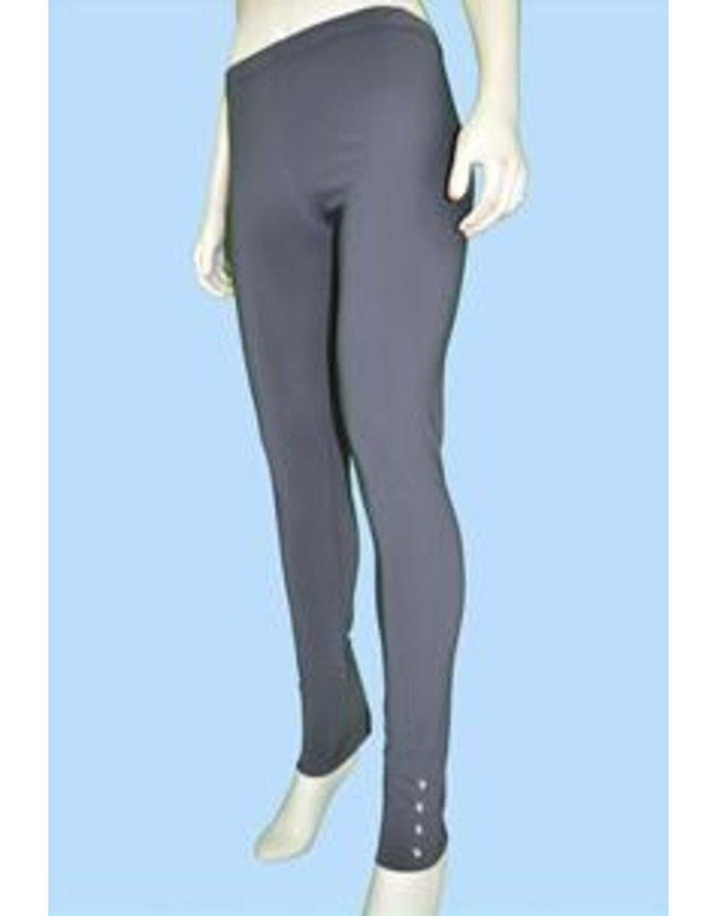 Pretty Woman Legging w/Rhinestone Cuff