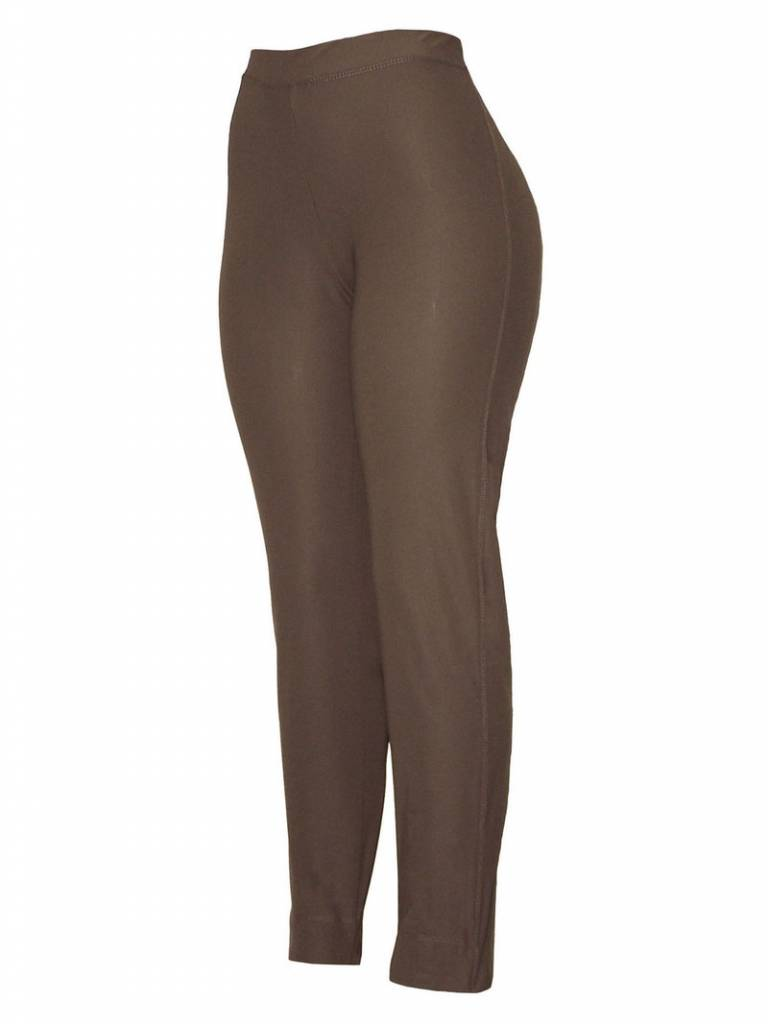 Valentina Signa Stretch Pants Taupe