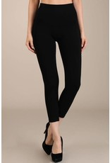 M. Rena Tummy Tuck High Waist Capri Leggings
