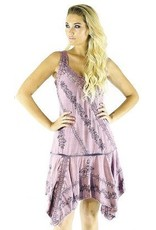 Sacred Threads Embrod Drop Waist Dress
