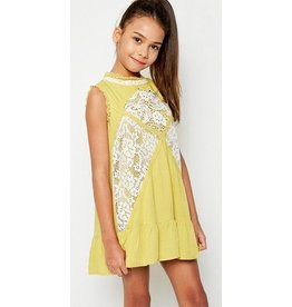 Hayden Los Angeles Lace Mock Dress