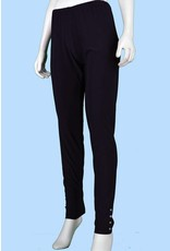 Pretty Woman Legging w/Rhinestone Cuff