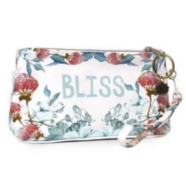 Papaya Wallet Wristlet Pastel Thistle