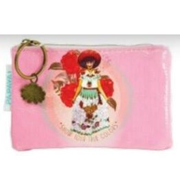Papaya Coin Purse True Colors
