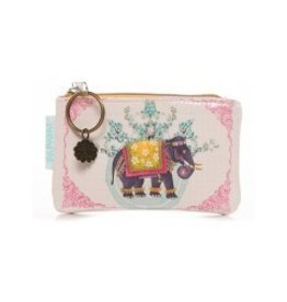 Papaya Coin Purse Little Elephant