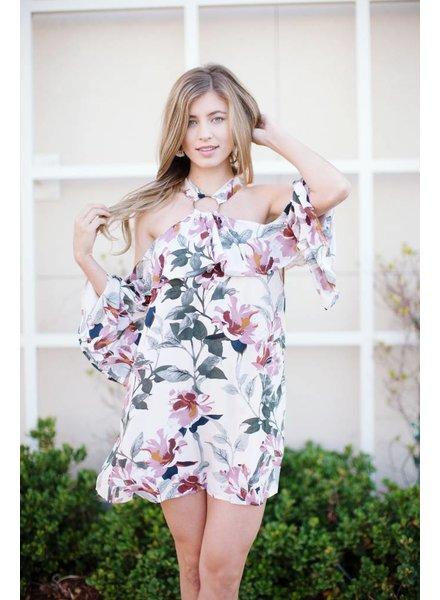 Coquette Mini Dress