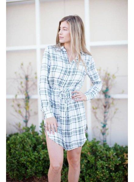 Parker Plaid Dress