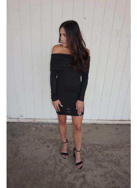 Windsor Off The Shoulder Dress