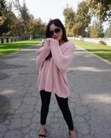 Blushing Babe Sweater