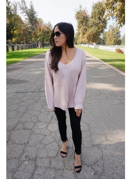 Parfait Pink Sweater