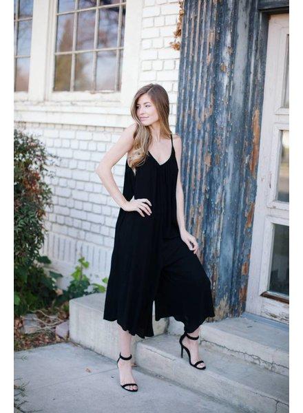 Raye Black Jumpsuit