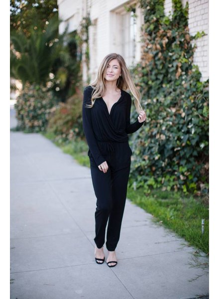 Binx Black Jumpsuit