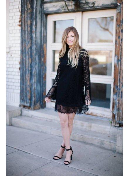 Britt Lace Dress