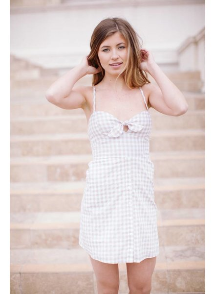Palmer Gingham Dress