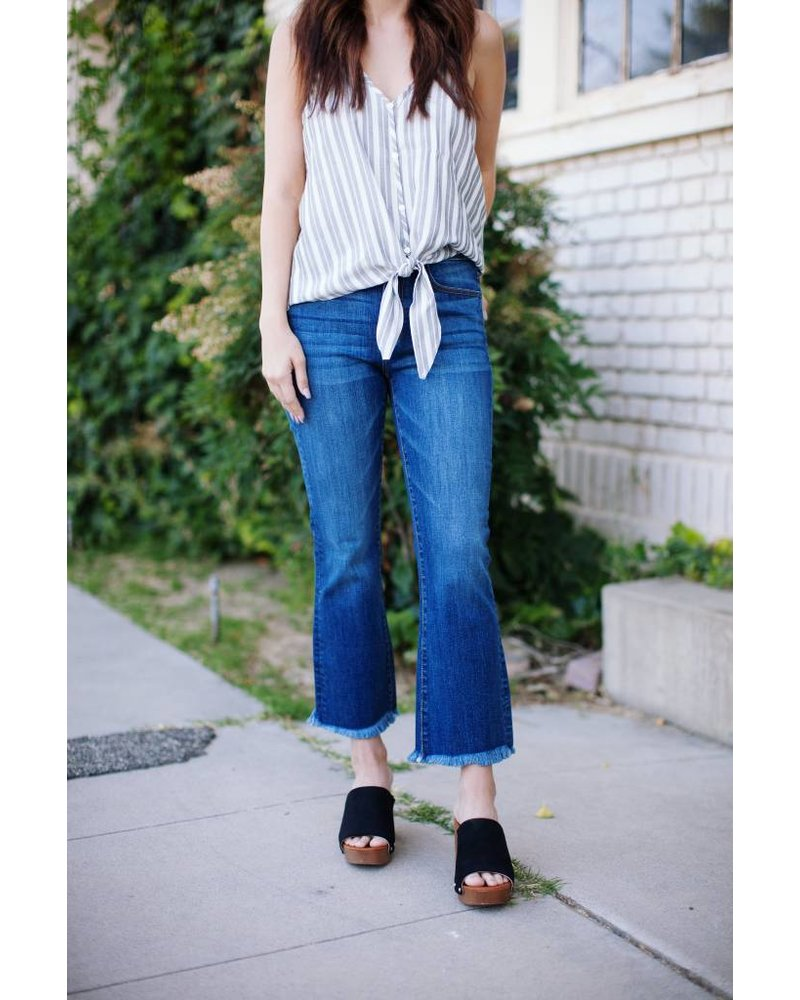 Willow Bf Flare Denim