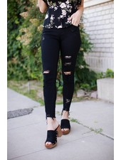 Ridge Distressed Skinny