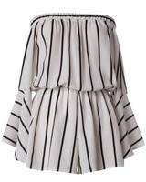 Ryan Stripe Romper