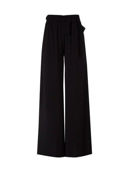 High Riser Black Pant