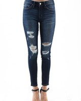 Rossi Distressed Denim