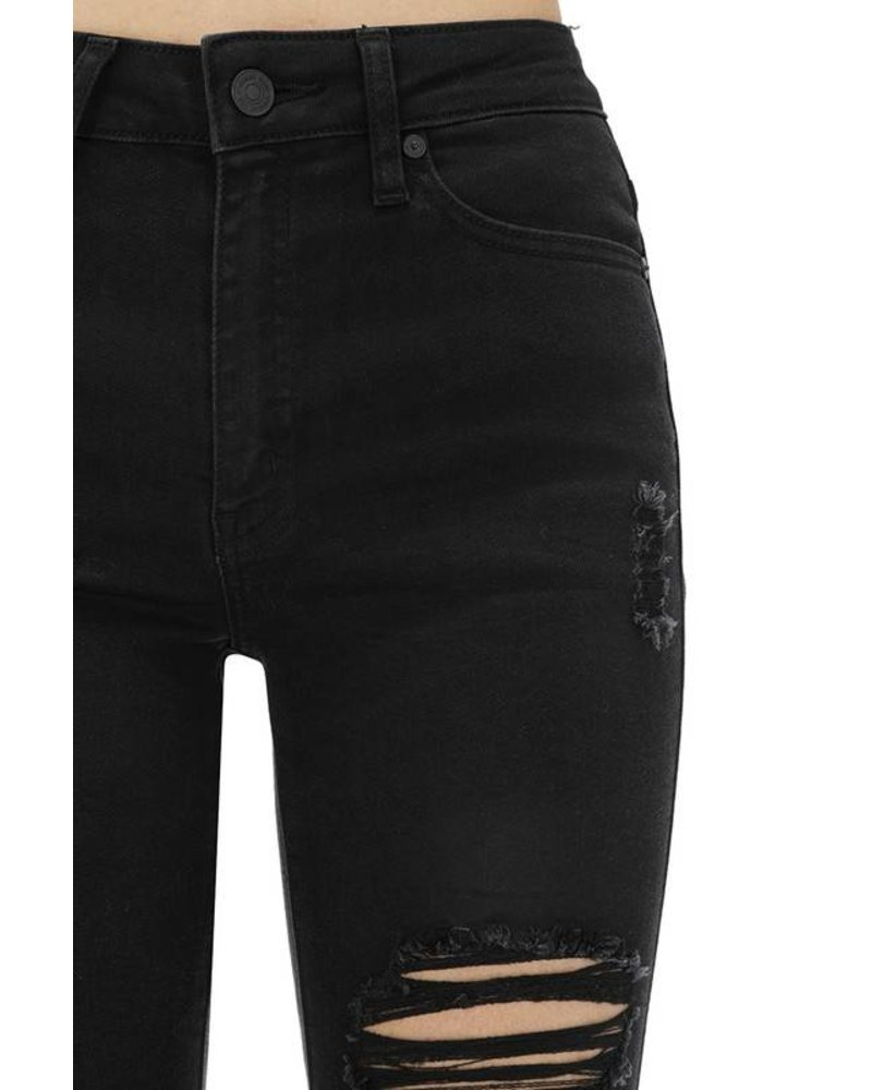 Hartley Black Denim
