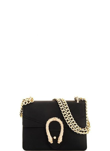 Dionysus Black Handbag