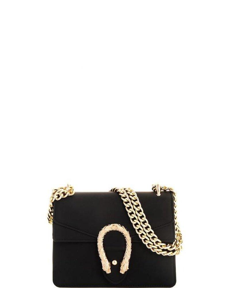 Dionysus Black Handbag