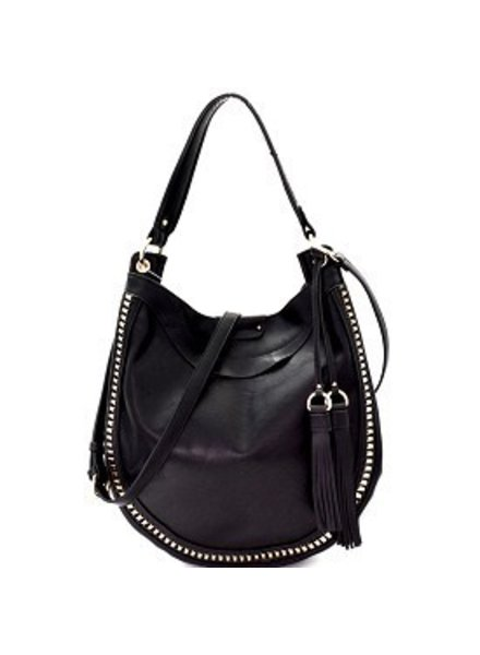 Sophia Black Handbag