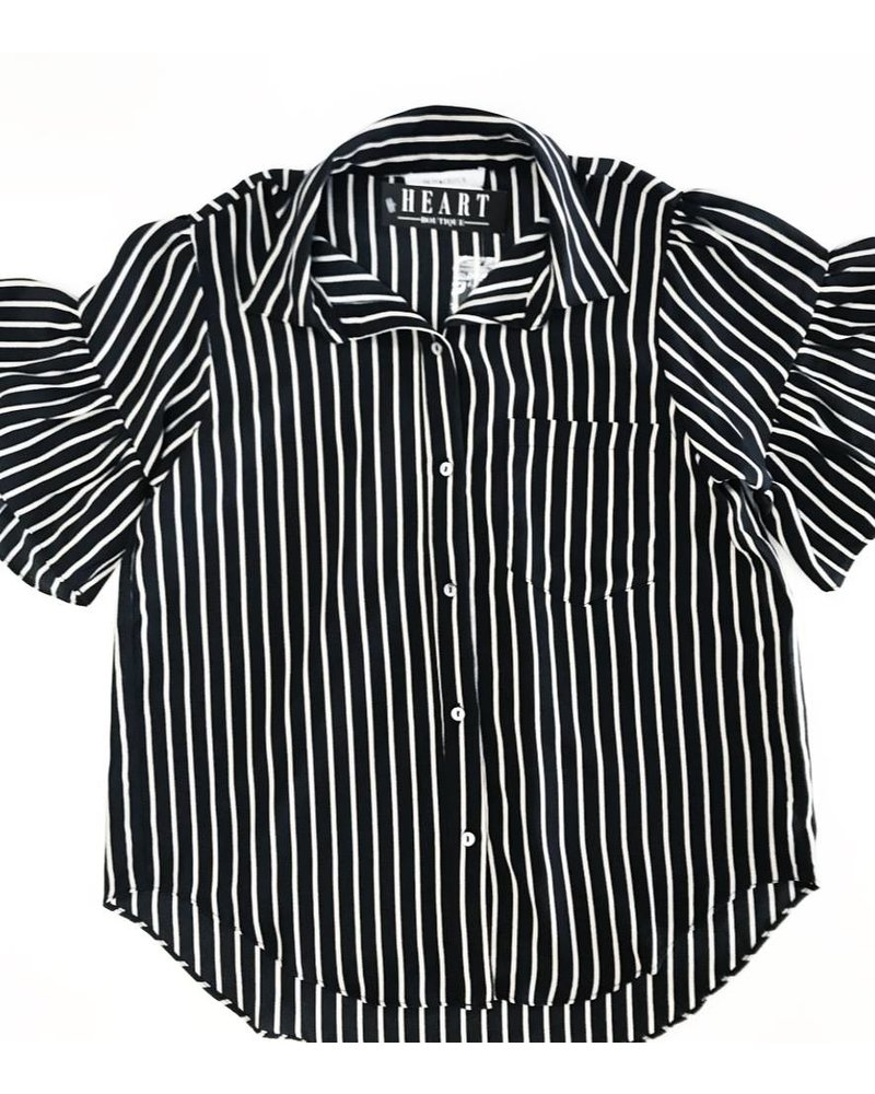 Stace Stripe Blouse