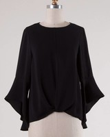 Jauch Black Blouse