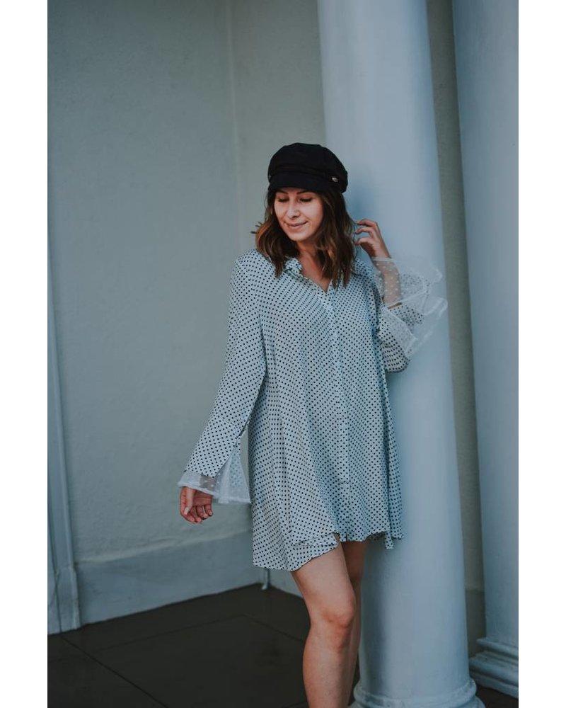 Rensly Dot Dress