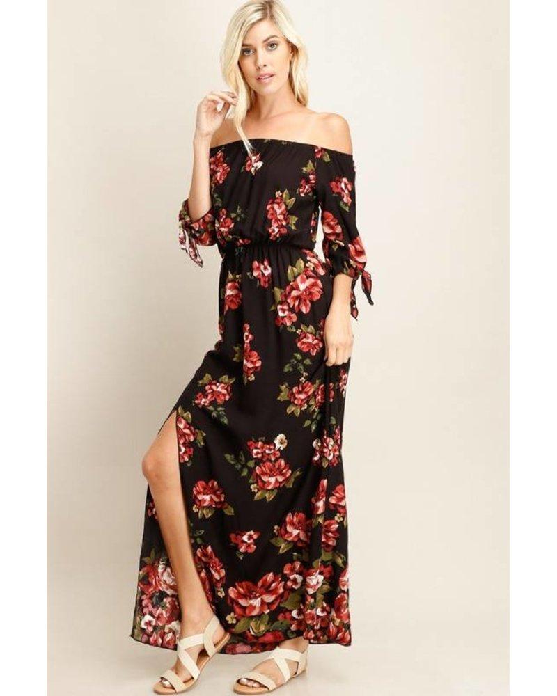 Kenna Floral Maxi