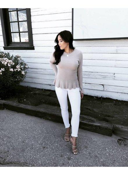 Saila Misty Rose Sweater