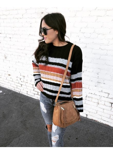 All Mine Stripe Sweater