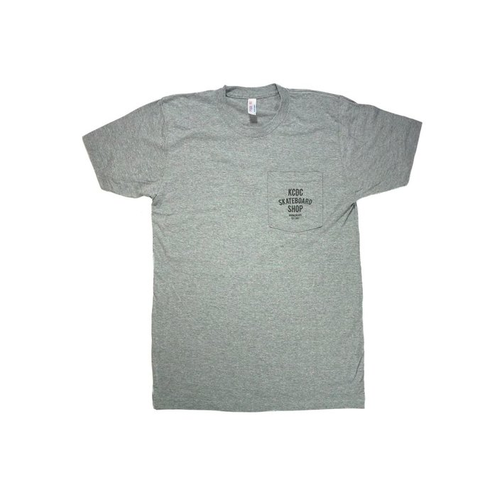 KCDC - Limited Edition Plain N' Simple Pocket Tee