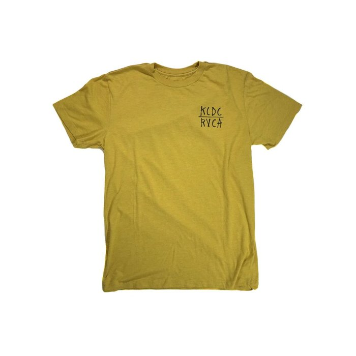 RVCA X KCDC Limited Edition Tee