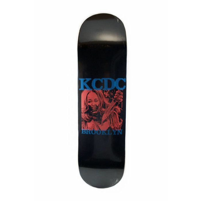 KCDC x Bow3ry Limited Edition Deck