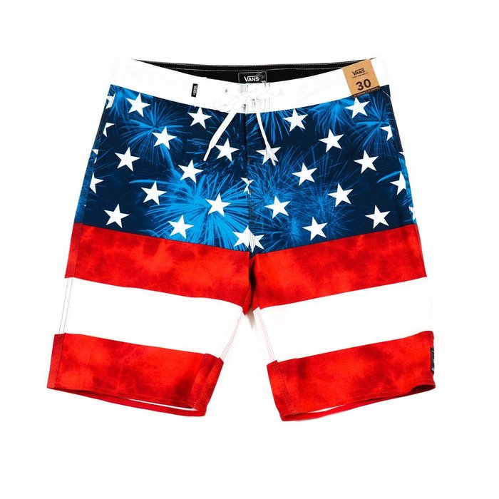 Era Boardshort (American Flag)