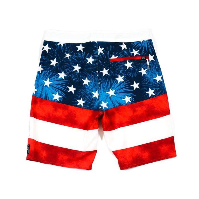 Vans - Era Boardshort (American Flag)