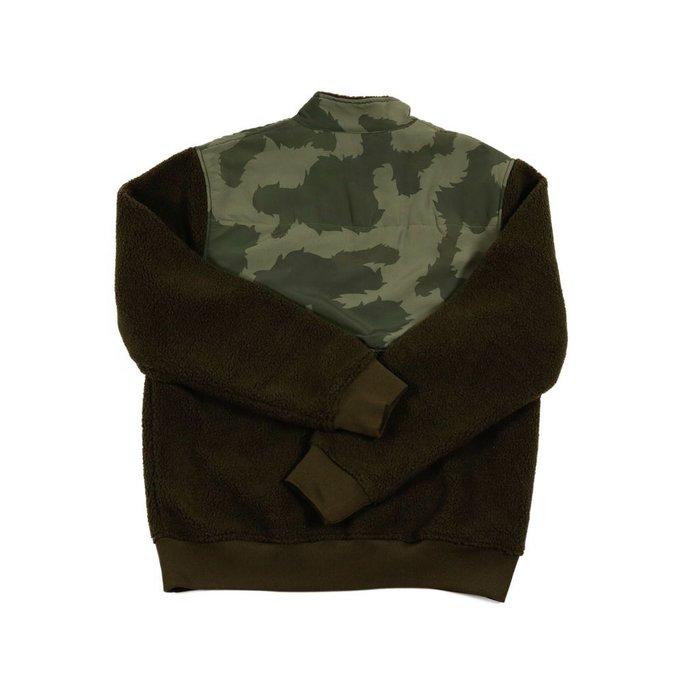 Half Fleece Jacket