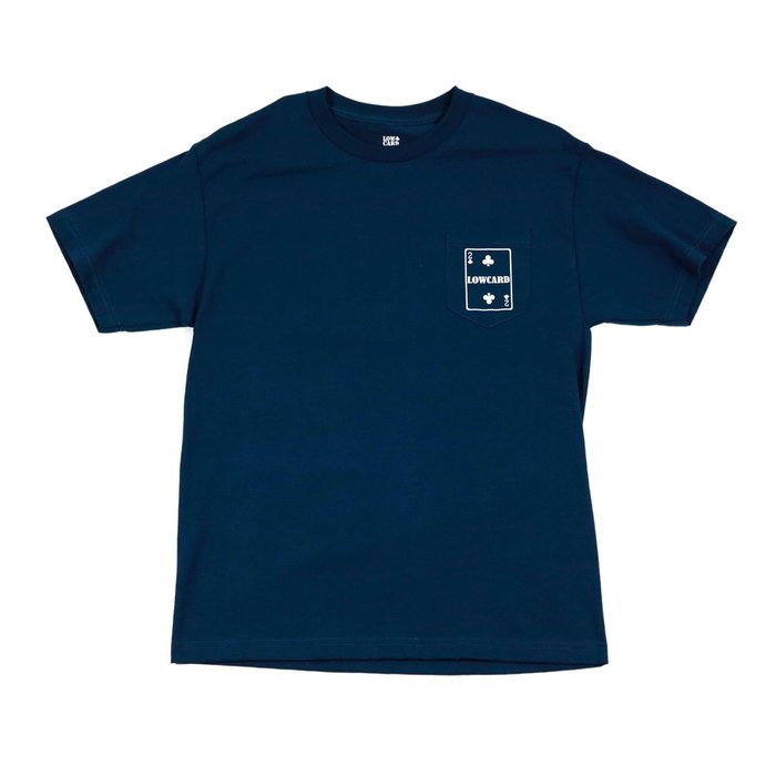 Lowcard - Small Card Pocket Tee