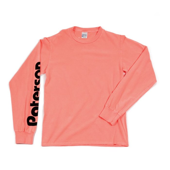 Paterson - Logo Sleeve Long Sleeve