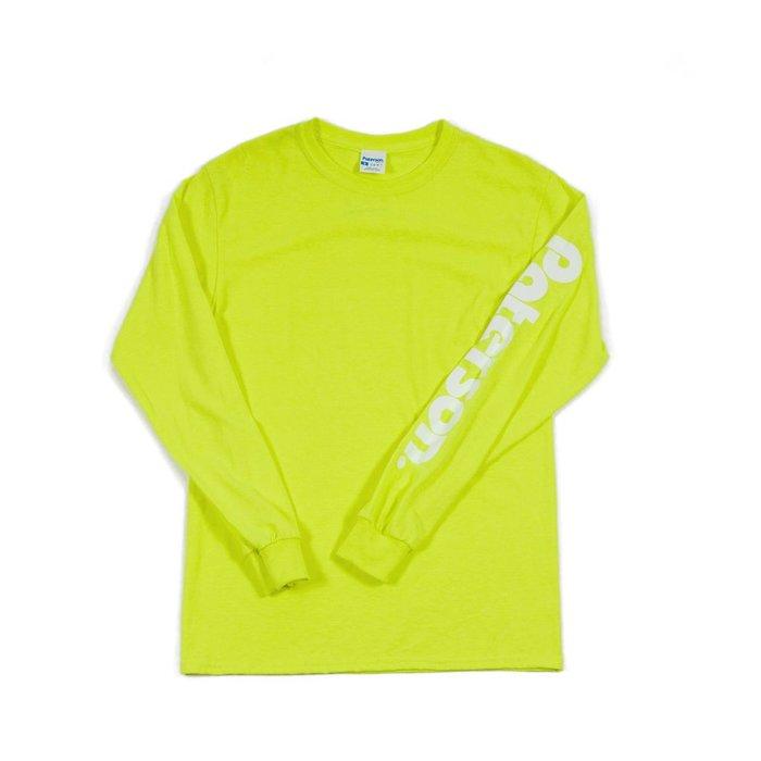 Paterson - Logo L/S Shirt