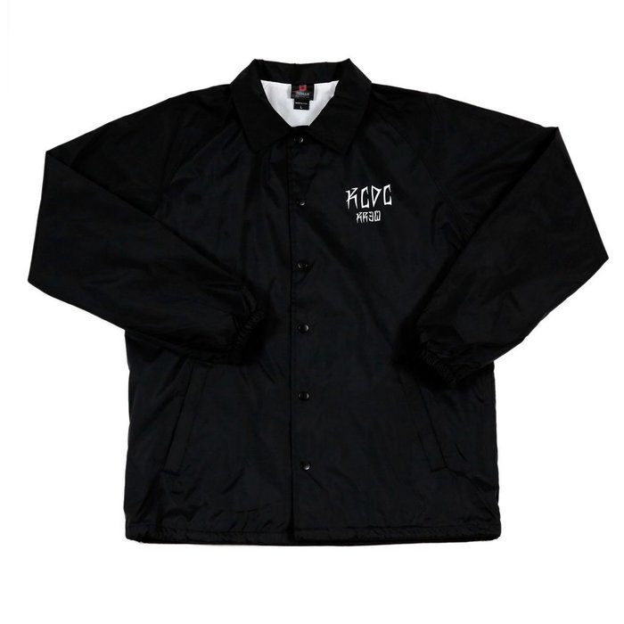 Kr3w X KCDC Skateshop Limited Edition Coaches Jacket