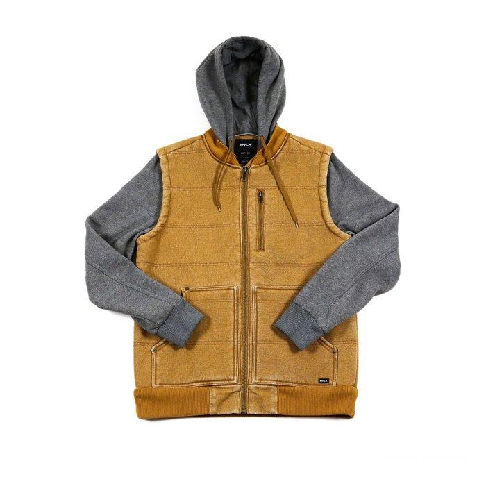 RVCA - Puffer Fieldwork Jacket