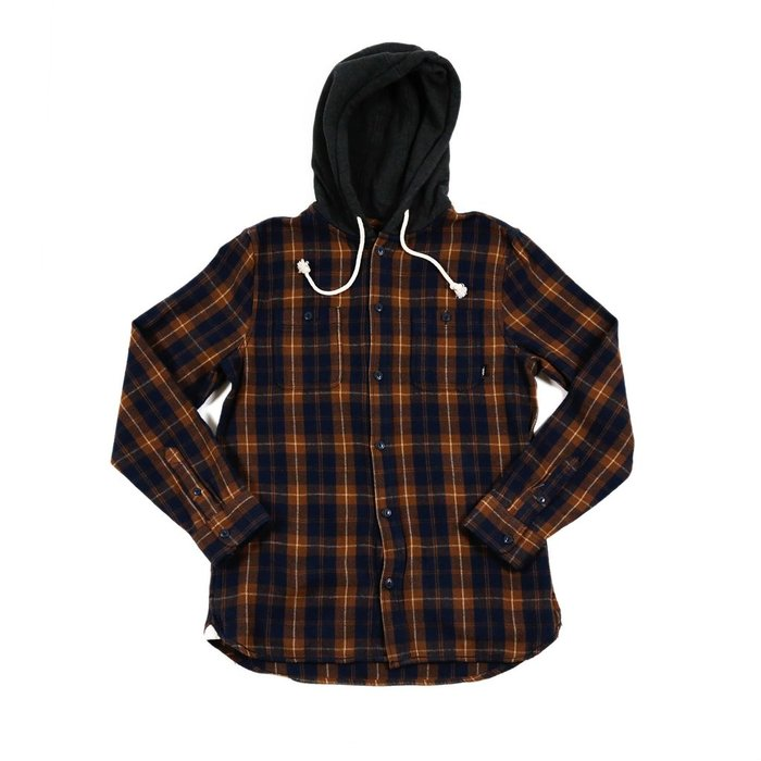 Vans - Lopes Longsleeve Flannel