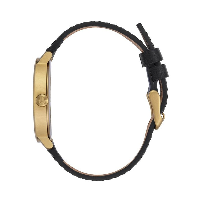 Nixon - Arrow Leather Gold/Black