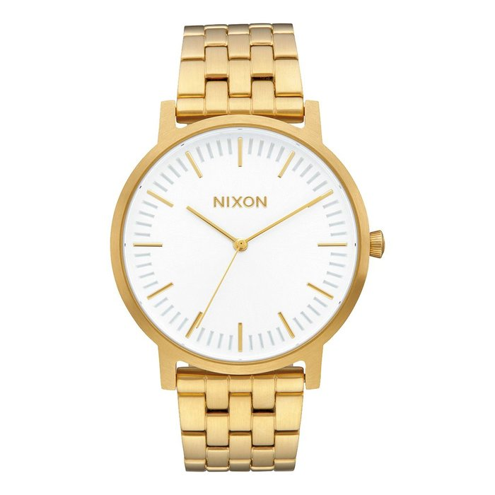 Nixon - Porter All Gold/White Sunray