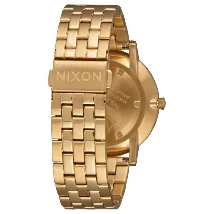 Nixon - Porter All Gold/White Sunray