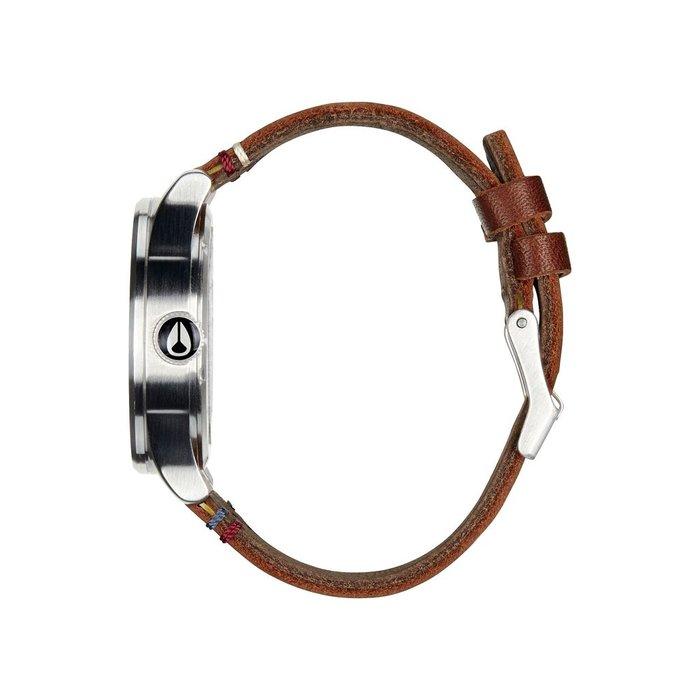 Nixon - Sentry leather black/brown